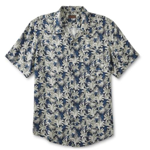 Northwest Territory Men/'s Button-down Hawaiian Style Short-sleeve Shirt NWT