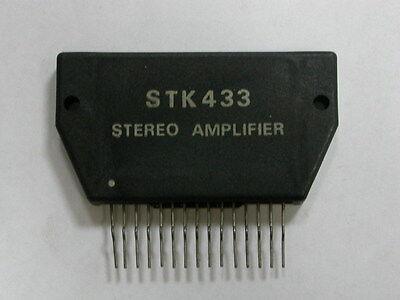STK433 NEW SANYO ORIGINAL INTEGRATED CIRCUIT model