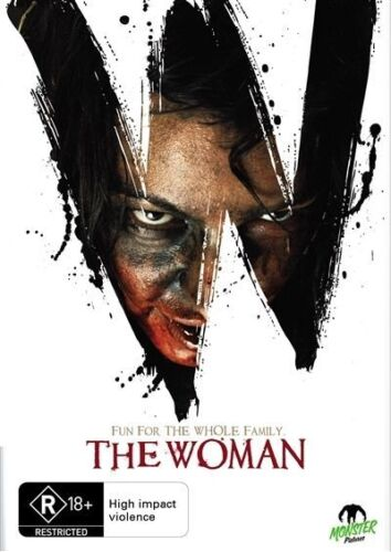1 of 1 - The Woman (DVD, 2011)*R4*R Rated Horror*