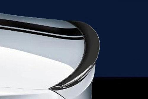 BMW M PERFORMANCE REAR SPOILER MATT BLACK F30 SALOON 51192349678