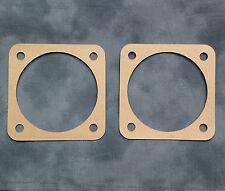 GASKET x2 Triumph BSA OIF T120 T140 Bonneville Lightning oil sump filter 83-2829