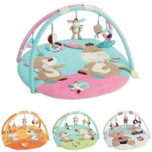 baby fehn 3 d activity decke krabbeldecke motiv w hlbar ebay. Black Bedroom Furniture Sets. Home Design Ideas