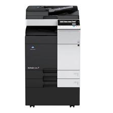 Konica Minolta Bizhub C368 Color A3 Laser Mfp Printer Copier Scanner 36 Ppm