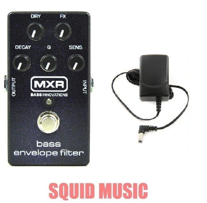 MXR Dunlop M82 Bass Envelope Filter Effects Pedal M-82 ( fri POWER SUPPLY )