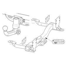 Detachable Tow Bar Brink Towbar for Land Rover Range Rover Evoque 2011-2013