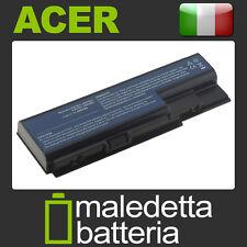 Batteria POTENZIATA 5200mAh per Acer Aspire 8920G 8930 8930G