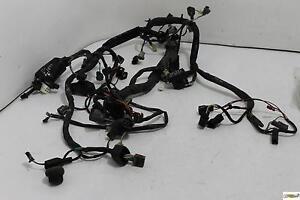 10 13 kawasaki z1000 main engine wiring harness motor wire loom oem image is loading 10 13 kawasaki z1000 main engine wiring harness