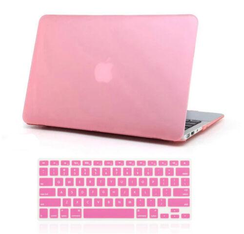 "Matte Hard Case Keyboard Cover Fit Apple Macbook Air 11/"" A1465 A1370 2009-2017"