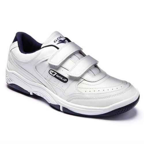 Gola 49 14 15 Uk 48 hommes Chaussures pour White Vel Courir Strap Sports de Marche formateurs rwrqaZ
