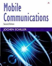 Mobile communications (2nd edition): jochen schiller.