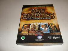 PC  Age of Empires Collector's Edition