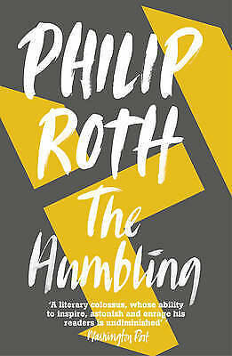 1 of 1 - Roth, Philip, The Humbling, Very Good Book