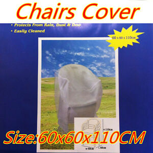 Outdoor-Garden-Rectangle-Party-Plastic-Furniture-Chairs-Covers-Dust-Waterproof