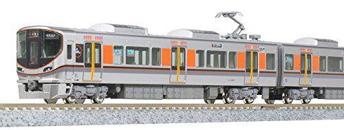 Nuovo Kato N Guedj 323 System Osaka Loop Line Basic Set  4 Cars  10- Free Shipping