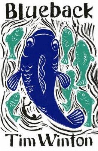 1 of 1 - Blueback by Tim Winton.