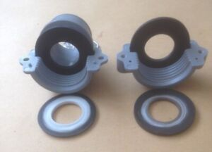 Lay Z Spa pump B /& C coupling water rubber seal x2 New Free Delivery