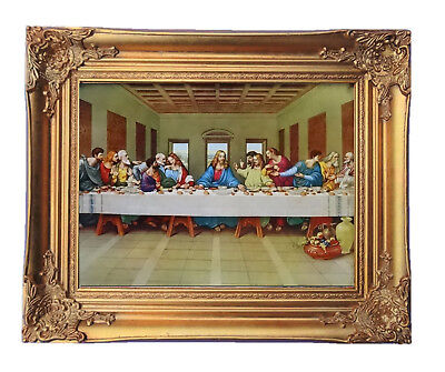 The Last Supper  by Vicente Macip  Paper Print Repro