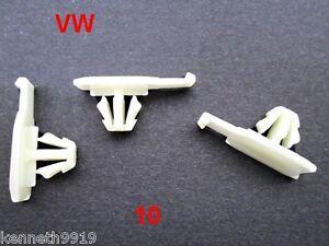 VW TOUAREG Rocker Panel Moulding Replacement Clip   T 79