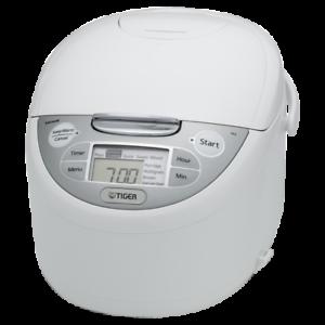 Tiger-JAX-R18U-WY-10-Cup-Uncooked-Micom-Rice-Cooker-amp-Warmer-Steamer-JAPAN