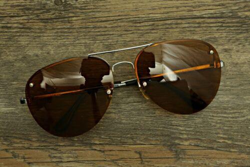 NEU VINTAGE 70er Herren Sonnenbrille Schubert sunglasses glasses NEW SB3 randlos