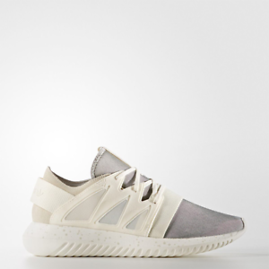 sports shoes 95366 2f0b2 Image is loading New-Adidas-Original-Womens-TUBULAR-VIRAL-S75914-CHALK-