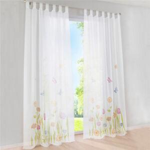 Gardinen Vorhänge Deko Gardinen Weiß Store Schals Fenstergardine