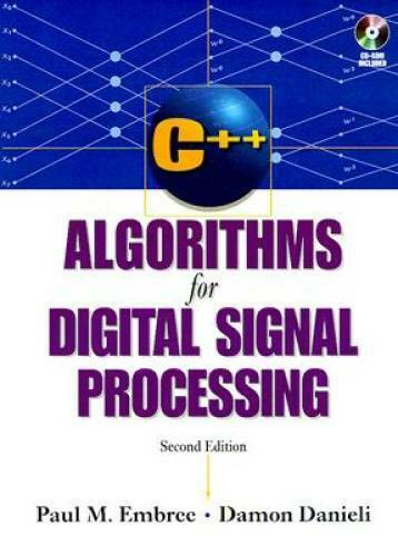 C++ Algorithms for Digital Signal Processing (2nd Edition) - ACCEPTABLE