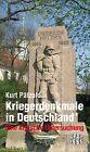 Kriegerdenkmale in Deutschland von Kurt Pätzold (2012, Taschenbuch)