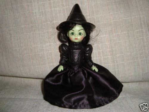 Mcdonalds 2007 Wizard of Oz Madame Alexander wicked witch #3