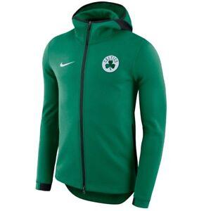 Showtime Full Zip Fit Jacket Dri Hoodie Nike Boston Mens Nba Celtics H7wfqf