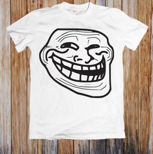 Troll Face Funny Unisex T Shirt