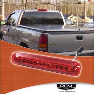 Third Brake Tail Light Cargo Lamp For 1999-2006 Chevy Silverado GMC Sierra Red