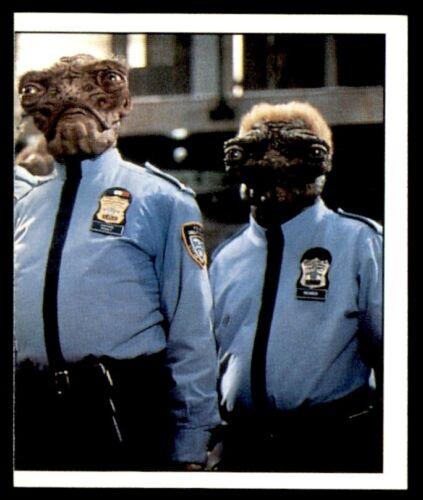 Gerry Anderson 178 - Sticker No Panini Space Precinct 1995