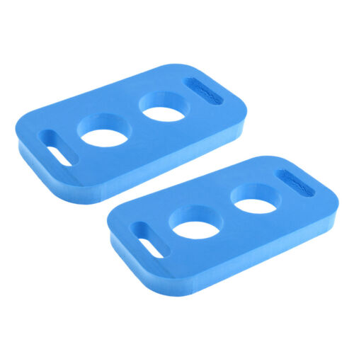 2x Swimming Training Aid Pool Noodle//Woggle Connector Swim Accessories Blue