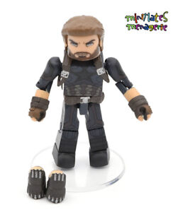 Marvel Minimates Series 55 Captain America 2 Movie Stealth Cap /& Brock Rumlow