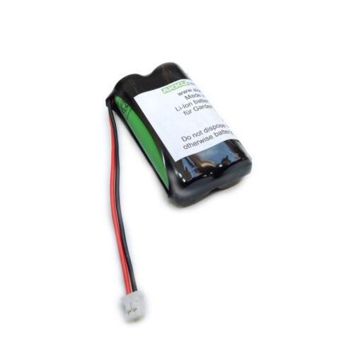 Gardena c1060 plus solaire 01866 Lithium-Ion Batterie rechange 7,4v Batterie