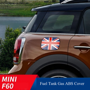 Union Jack Fuel Tank Gas Abs Cover For Mini Cooper Countryman F60