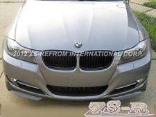 Front Bumper Add On Lip  09-11 BMW E90 LCI 318i 320i 328i 335i #354 Silver
