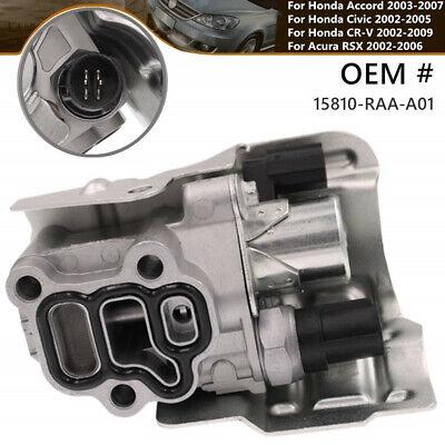 Element CRV VTEC Solenoid Spool Valve Gaskets For Acura RSX Honda Accord Civic