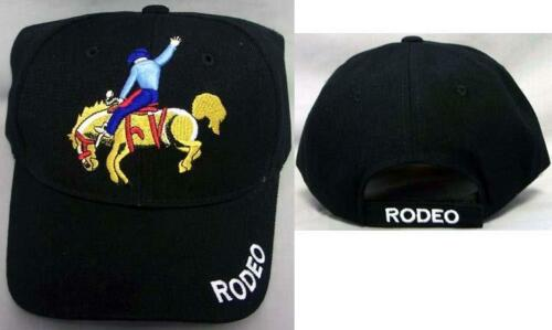 Rodeo Cow Boy Western  Baseball Caps  Hats Embroidered Rodeo36^*