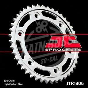JT 42 Tooth Steel Rear Sprocket 530 Pitch JTR488.42