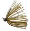 Maschera-di-inserimento-in-gomma-Daiwa-esca-Multi-Jig-MANICA-CORTA-BLACK-BASS-FISHING-20-tipi miniatura 23