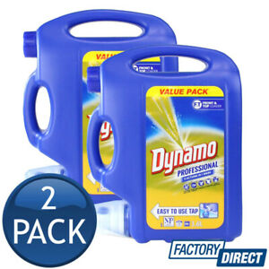 2-DYNAMO-LAUNDRY-LIQUID-FRONT-amp-TOP-LOADER-PROFESSIONAL-W-EASY-TO-USE-TAP-3-6L
