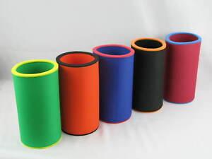 5er Set Flaschenkühler 0,5l - Flaschenkühler - Neoprenkühler - passgenau - Neu