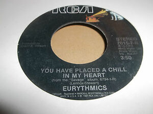 EURYTHMICS-034-YOU-HAVE-PLACED-A-CHILL-IN-MY-HEART-034-7-034-SINGLE-1987-EX