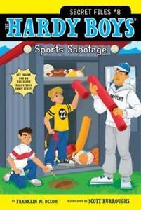 Sports-Sabotage-Hardy-Boys-The-Secret-Files-by-Dixon-Franklin-W