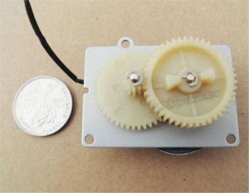 Brushless Motor Hand-Cranked 3-Phase Generator Dynamo Flashlight Generator Ne tc