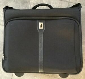 London Fog Knightsbridge 44 Wheeled Garment Bag 360 Hl Travel Suitcase Ebay