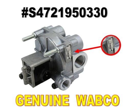 S4721950330 Wabco ABS TRAILER MODULATOR VALVE