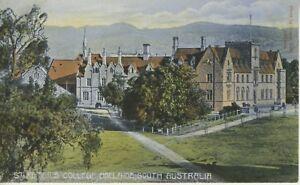 St-Peter-039-s-College-Adelaide-South-Australia-AU-Unused-Postcard-E4